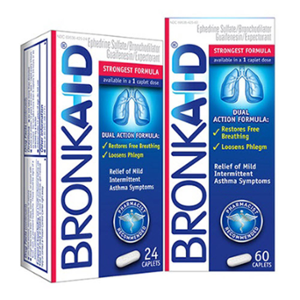 Digital Coupons when you buy ONE (1) BRONKAID® product, any variety or
